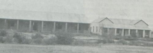 Kakamas se eerste skoolkoshuis
